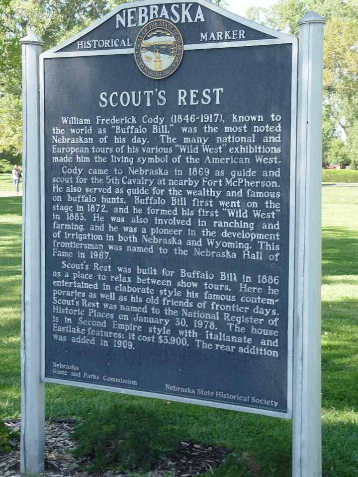 North Platte - Scout's Rest