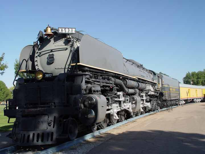 North Platte - UP3977