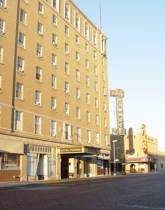 North Platte - Hotel Pawnee