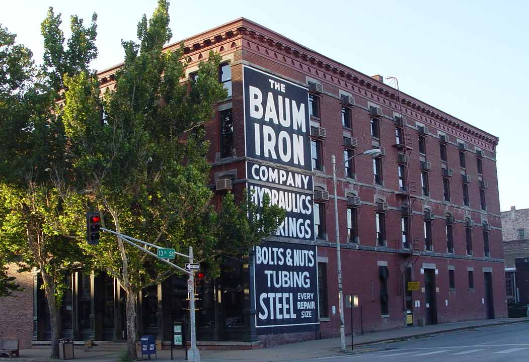 Baum Iron Co.