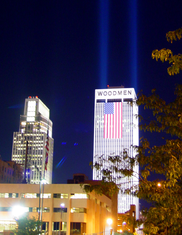 Omaha's 9/11 Tribute