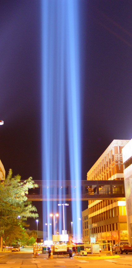 Omaha's 9/11 Tribute (2006) Coyote